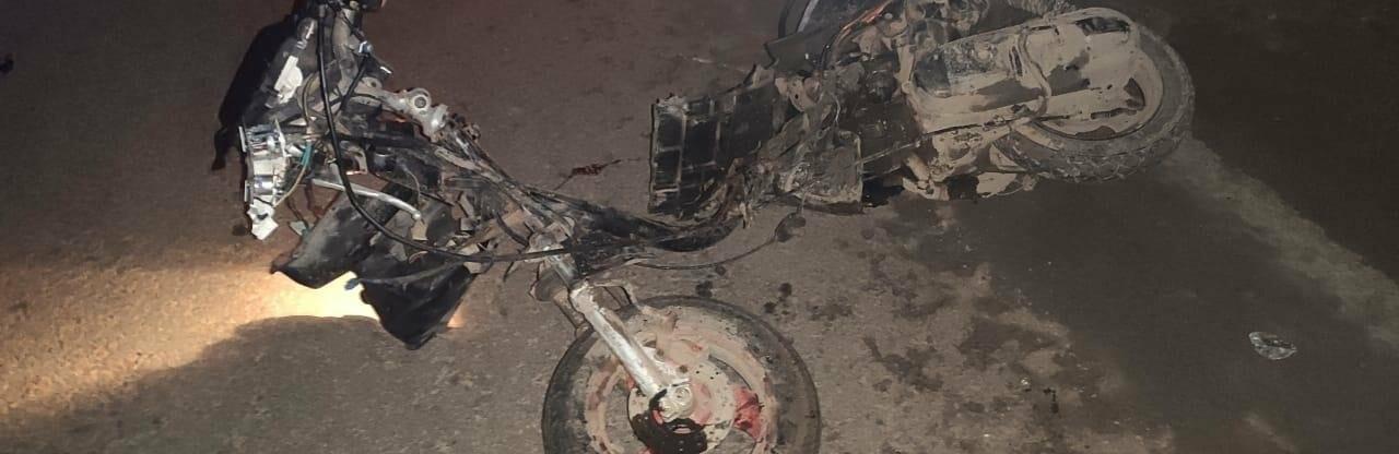 В ДТП на трассе Одесса-Рени погиб 28-летний мопедист, - ФОТО0