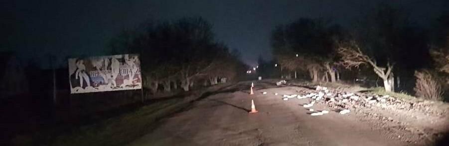 В Одесской области водитель сбил велосипедиста, положил тело в бага...0