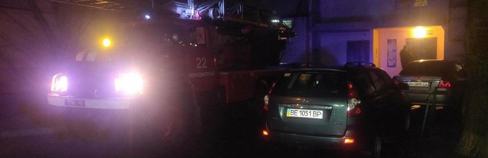 В Одесской области мужчина вышел на улицу через балкон многоэтажки,...0