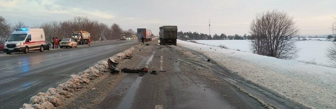 На трассе Киев-Одесса произошло ДТП: есть погибшие, - ФОТО0