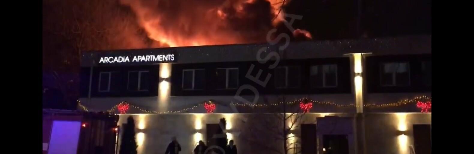 Пожар в Одессе: сейчас на Посмитного пылает дом, - ФОТО, ВИДЕО, ОБН...0