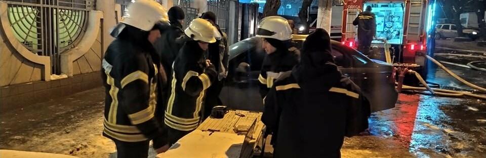 Пожар в Одессе: что случилось с людьми, - ФОТО, ВИДЕО0