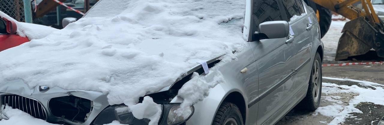 Одессит эвакуатором украл у жителя Николаева BMW и продал его, - ФО...0