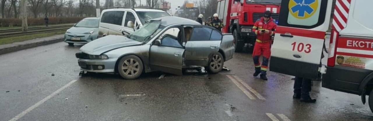 В Одессе произошло трагическое ДТП, есть жертвы,- ФОТО0