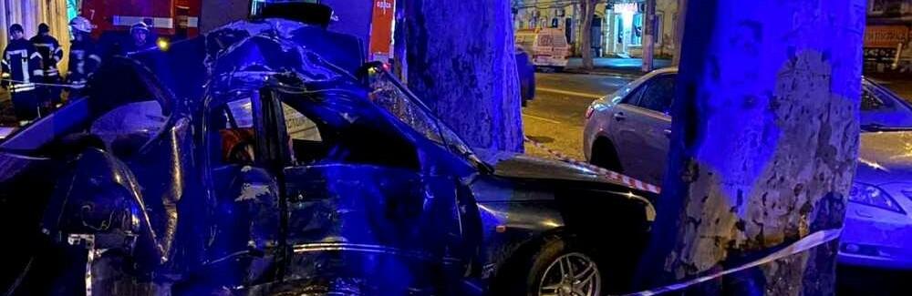 В Одессе произошло два ДТП, есть погибшие и пострадавшие, - ФОТО0