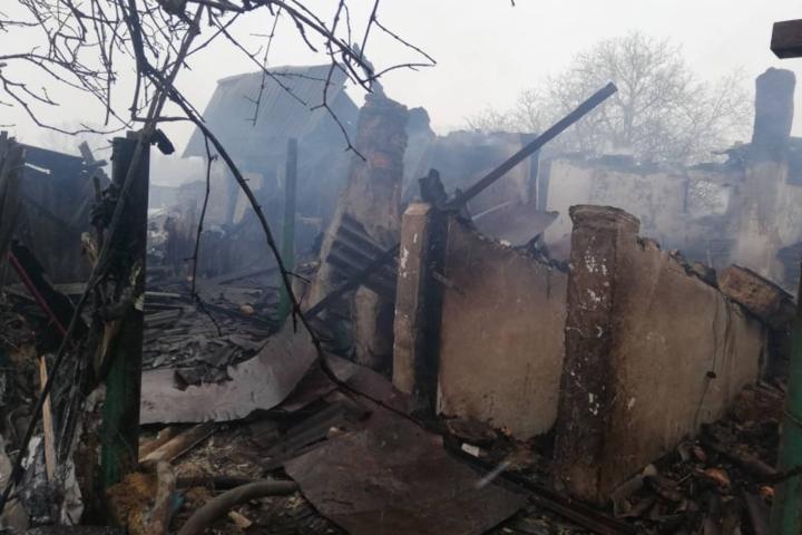 В Одесской области пожары унесли две жизни,- ФОТО0