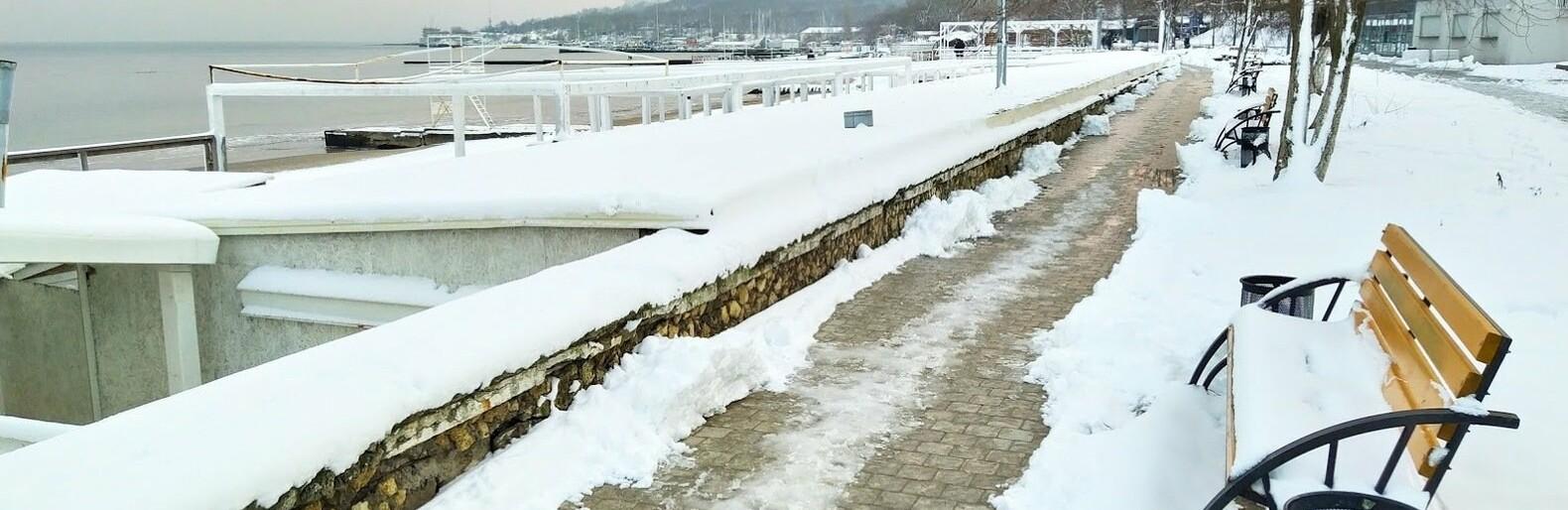 Когда в Одессу вернутся морозы и снег: погода на месяц0