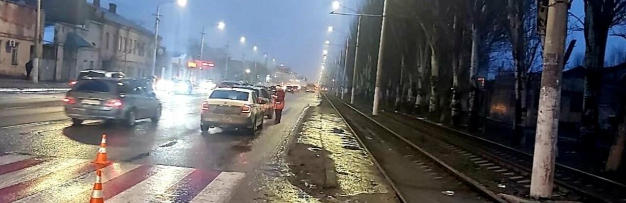 В Одессе автомобиль сбил женщину прямо на зебре, - ФОТО0