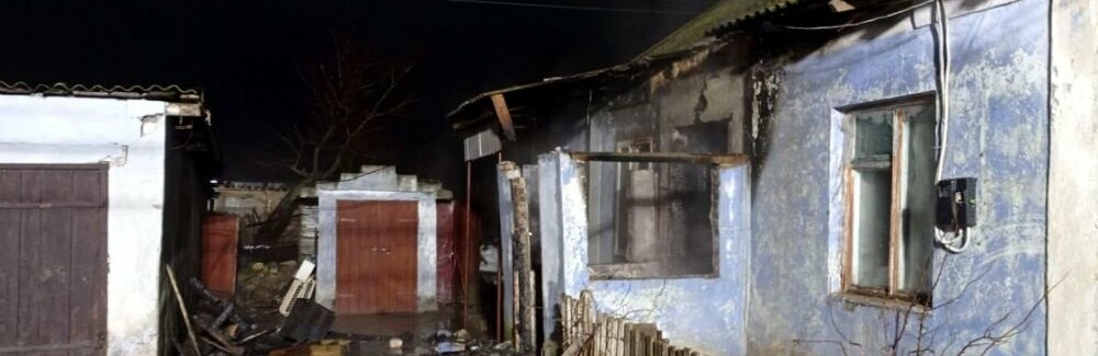 Короткое замыкание: в Одесской области на пожаре пострадала девушка...0