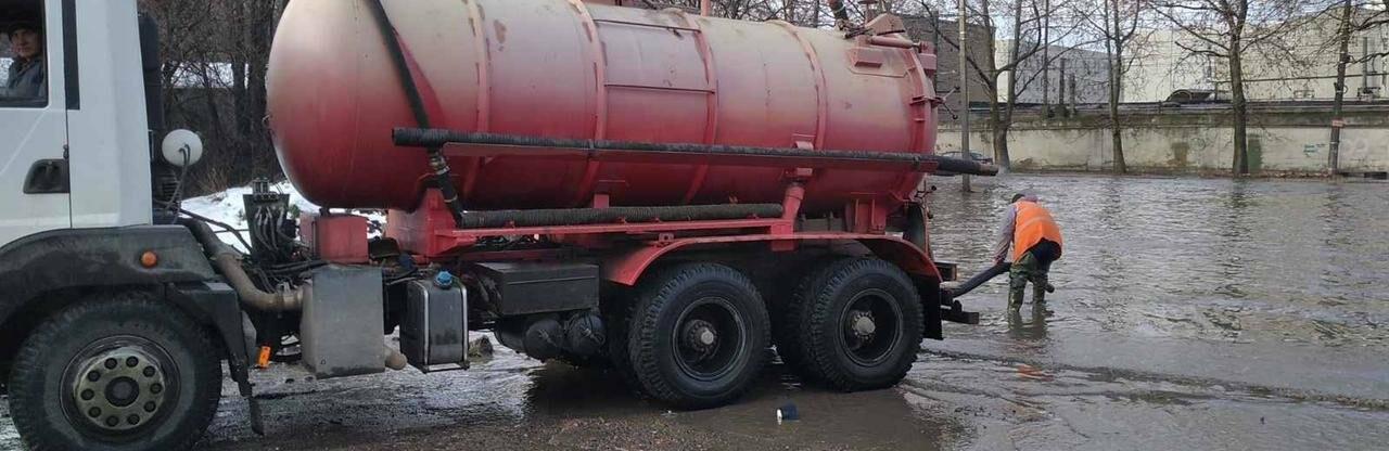 В Одессе из-за потопа целый день не ходит троллейбус, - ФОТО0