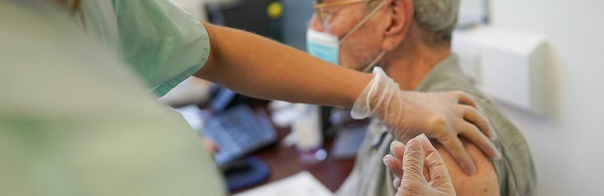 После вакцинации от коронавируса у одесских врачей поднялась температура, Лада Вербицкая