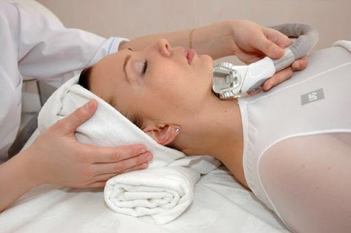 аппаратный массаж для устранения дефектов